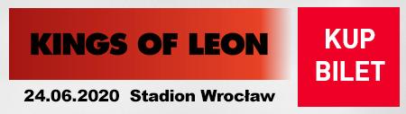 Bilety Kings of Leon